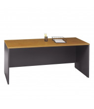 "Bush Series C WC72426 72"" W Straight Front Office Desk Credenza"