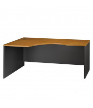 "Bush Series C WC72432 72"" W Corner Office Desk, Left"