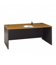 "Bush Series C WC72436 72"" W Straight Front Office Desk"