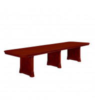 DMI Furniture 7684-144 Rue De Lyon 12 ft Rectangular Conference Table