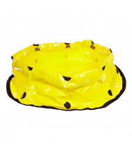 "Ultratech Ultra-Pop Polyethylene Spill Containment Pop-Up Pools (28"" Dia x 8"" H)"