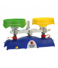 OHAUS Harvard Junior HJ2001 School Mechanical Balance, 2000g Capacity (Shown with Bowl Pans)