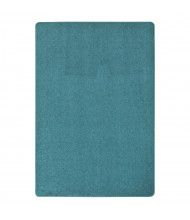 Joy Carpets Endurance Solid Color Classroom Rug, Mint