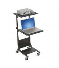 Balt PBL 81052 Adjustable Height AV Projection Cart (example of use)