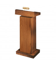 Oklahoma Sound Orator Height Adjustable Lectern
