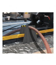 Ultratech 8369 Heavy-Duty Hose Stand (example of application using separate hose and containment berm)