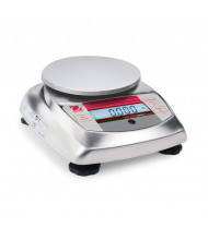 OHAUS Valor 3000 Bench Scales, 0.44 lbs. to 13.23 lbs. Capacity