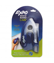 """EXPO 10"""" Felt Dry Erase Precision Point Eraser with Replaceable Pad"""