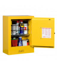 Just-Rite Sure-Grip EX 890200 Mini Flammable Safety Storage Cabinet