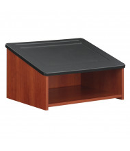 Safco Tabletop Lectern, Cherry