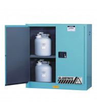 Justrite Sure-Grip EX Self-Closing Corrosive & Acid Chemical Steel Storage Cabinets