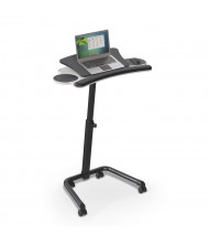 Balt Lapmatic 89764 Sit-to-Stand Mobile Laptop Stand