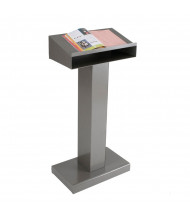Balt 89888 Steel Metal Lectern Podium