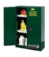 Justrite Sure-Grip EX Pesticide Storage Cabinets