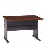 "Bush Series A WC90448A 48"" W Straight Front Office Desk"
