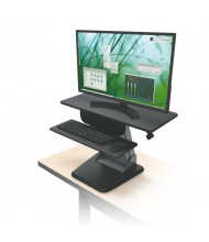 Balt 91106 Desktop Sit-Stand Converter Desk Workstation