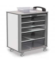 "Balt Makerspace 29"" W Mobile Tub Storage Cart"