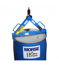 "Morse 92 Series 1000 lb Load Rimmed 18"" to 26"" Dia. Below-Hook Drum Lifter"