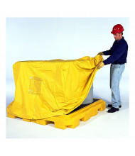 Ultratech 9634 Pullover Cover for P4 Plus Spill Pallet (example of use)