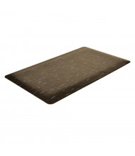 NoTrax 970 Marble Sof-Tyle Grande Laminate Back Vinyl Anti-Fatigue Floor Mats (Shown in Black)