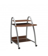 "Mayline Eastwinds 971 31.5"" W Steel Laminate Computer Cart Workstation (Shown in Medium Cherry)"