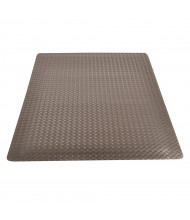 NoTrax 485 Ergo Trax Laminate Back Vinyl Anti-Fatigue Floor Mats (Shown in Black)