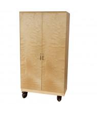 Wood Designs Teacher's Lock-It-Up Cabinet