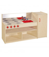Wood Designs 3-N-1 Kitchenette Dramatic Play Set
