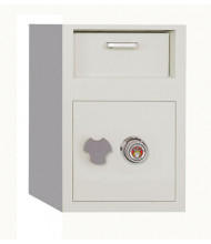 Phoenix 991 .80 Cubic Foot Front Loading Combination Lock Depository Safe