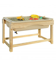 Wood Designs Outdoor Sand and Water Table