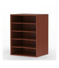 Mayline Aberdeen AHPM Horizontal Paper Organizer (Shown in Cherry)