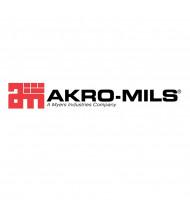 Akro-Mils Width Bin Divider for 31182, 31188 AkroDrawer Bins, Black, 156 Pcs.