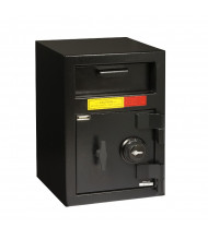 AmSec DSF2014 Front Loading 0.87 cu. ft. Burglary Rated Depository Safe (Shown With Dial Combination)