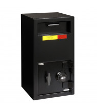 AmSec DSF2714 Front Loading 1.5 cu. ft. Burglary Rated Depository Safe (Shown With Dial Combination)