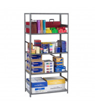 Tennsco ESP Open-Back Storage Shelving Unit (5-Shelf Unit Shown)