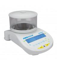 Adam Equipment Nimbus Internal Calibration Precision Balances, 220g to 4600g Capacity (0.001g Model Shown)