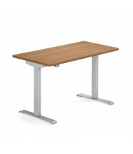 "Global Foli PHAT3060 Electric 27"" - 45"" H Height Adjustable Table (Shown in Cherry)"