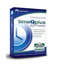 Acroprint TimeQPlus Time & Attendance Software Only