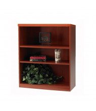 Mayline Aberdeen AB3S36 3-Shelf Bookcase (cherry)