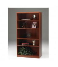 Mayline Aberdeen AB5S36 5-Shelf Bookcase (cherry)