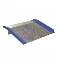 Bluff AC 10,000 lb Load Steel Curb Aluminum Dock Boards
