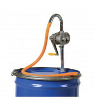 "Vestil ADP-55 2"" Bung Aluminum Rotary Drum Pump"
