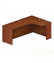 "Mayline Aberdeen AEC72R 72"" W Extended Corner Office Desk, Right  (Shown in Cherry)"