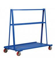 Vestil A-Frame Cart 2000 lb Load Steel Material Handling Cart
