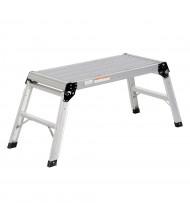 Vestil Aluminum Folding Step Platform