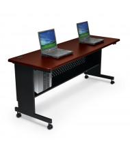 """Balt Agility 72"""" W x 24"""" D Folding Training Table"""