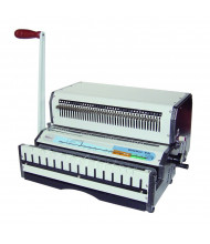 Akiles Wiremac-E Electric Punch Wire Binding Machine