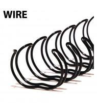 Akiles Wire Spines 2:1 Pitch with 21 Loops