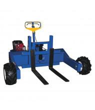 Vestil Gas Powered All Terrain Adjustable Forks Pallet Trucks