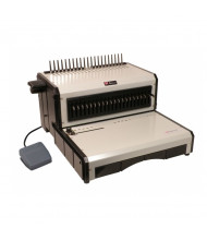 Akiles AlphaBind-CE Electric Comb Punch & Manual Binding Machine